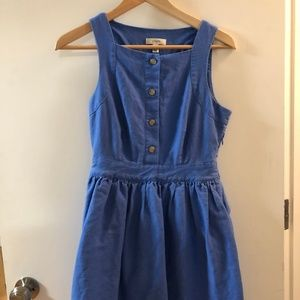JCrew Summer Dress Size 0